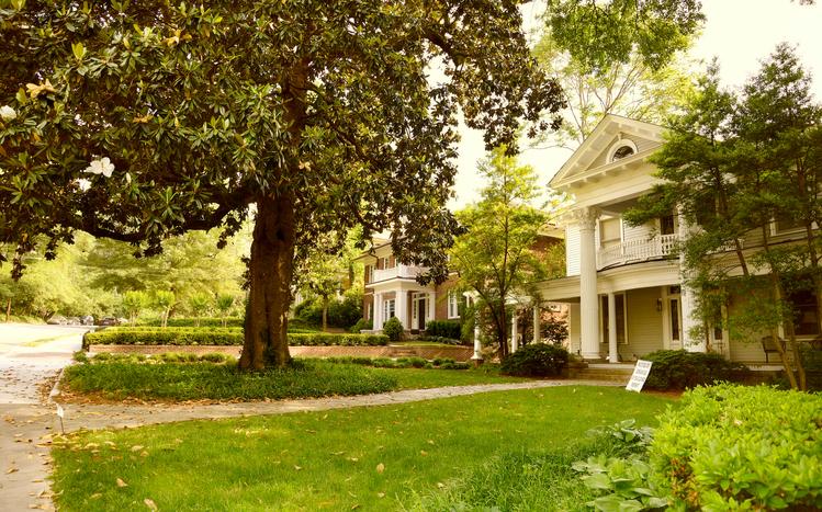 Beautiful Homes in Atlanta, Georgia, USA