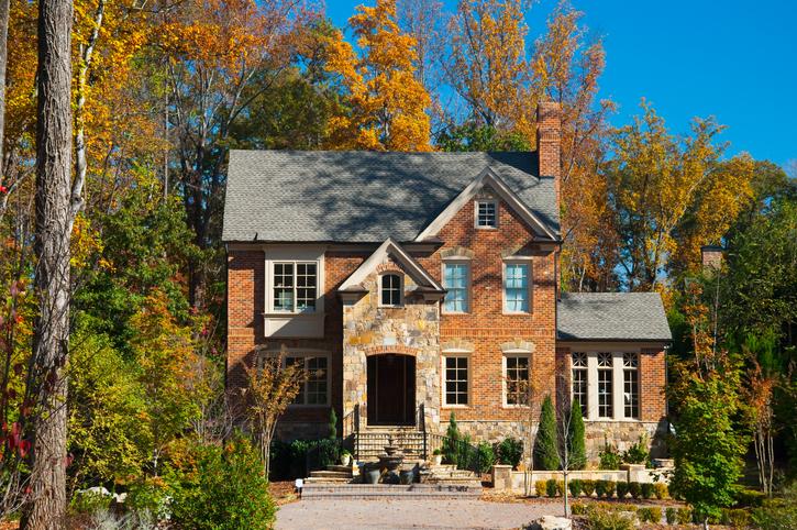 Atlanta brick house