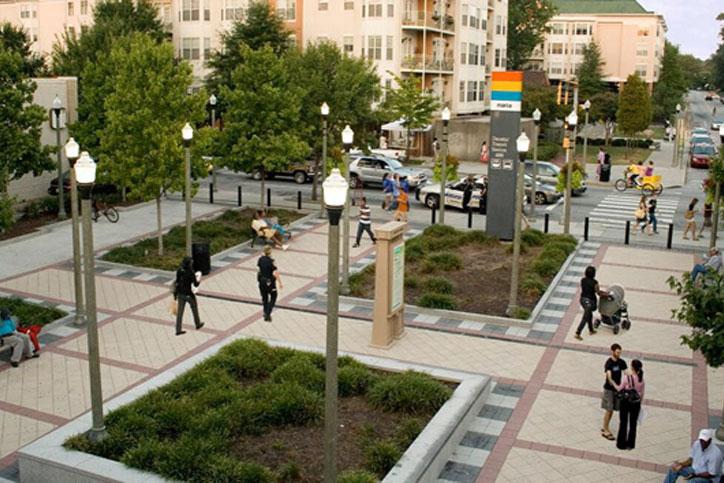 Park in Decatur